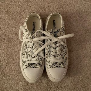 Cute Converse Sneakers